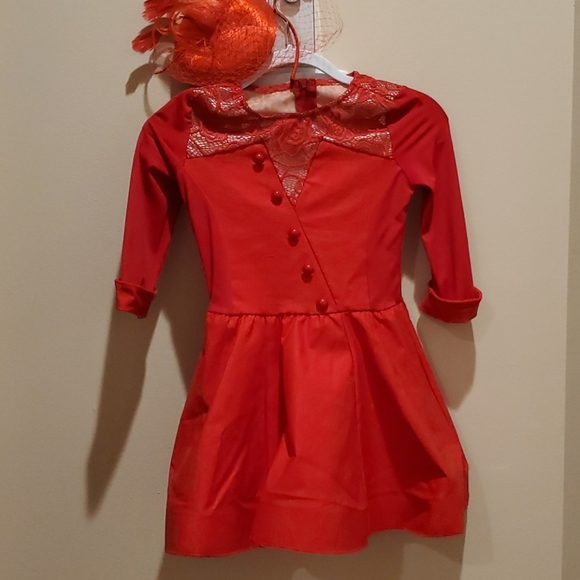 Red Tap Costume